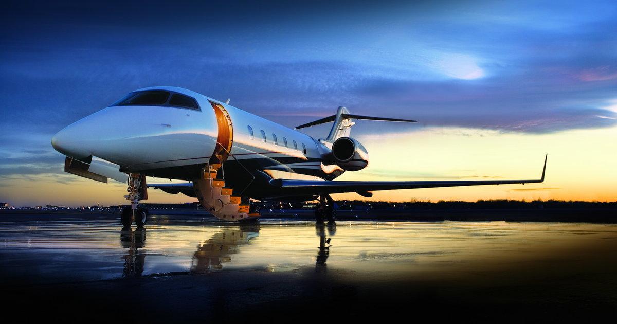 Abu Dhabi charter planes