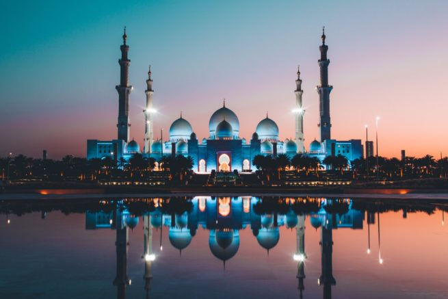 private jet charter services in Abu Dhabi